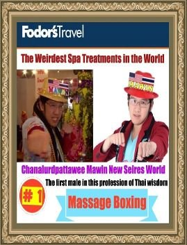 Tata Massage Face Slapping Natural, Massage Boxing, Natural Beauty, San Francisco, New Series World, Ranked number 1 weirdest spa treatment in the world